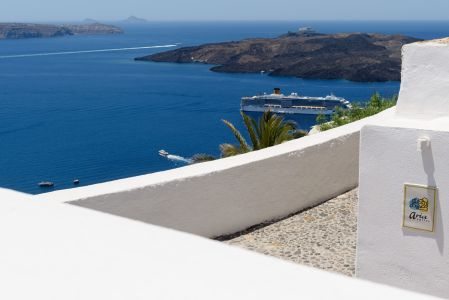 Aria Suites in Fira of Santorini 2016
