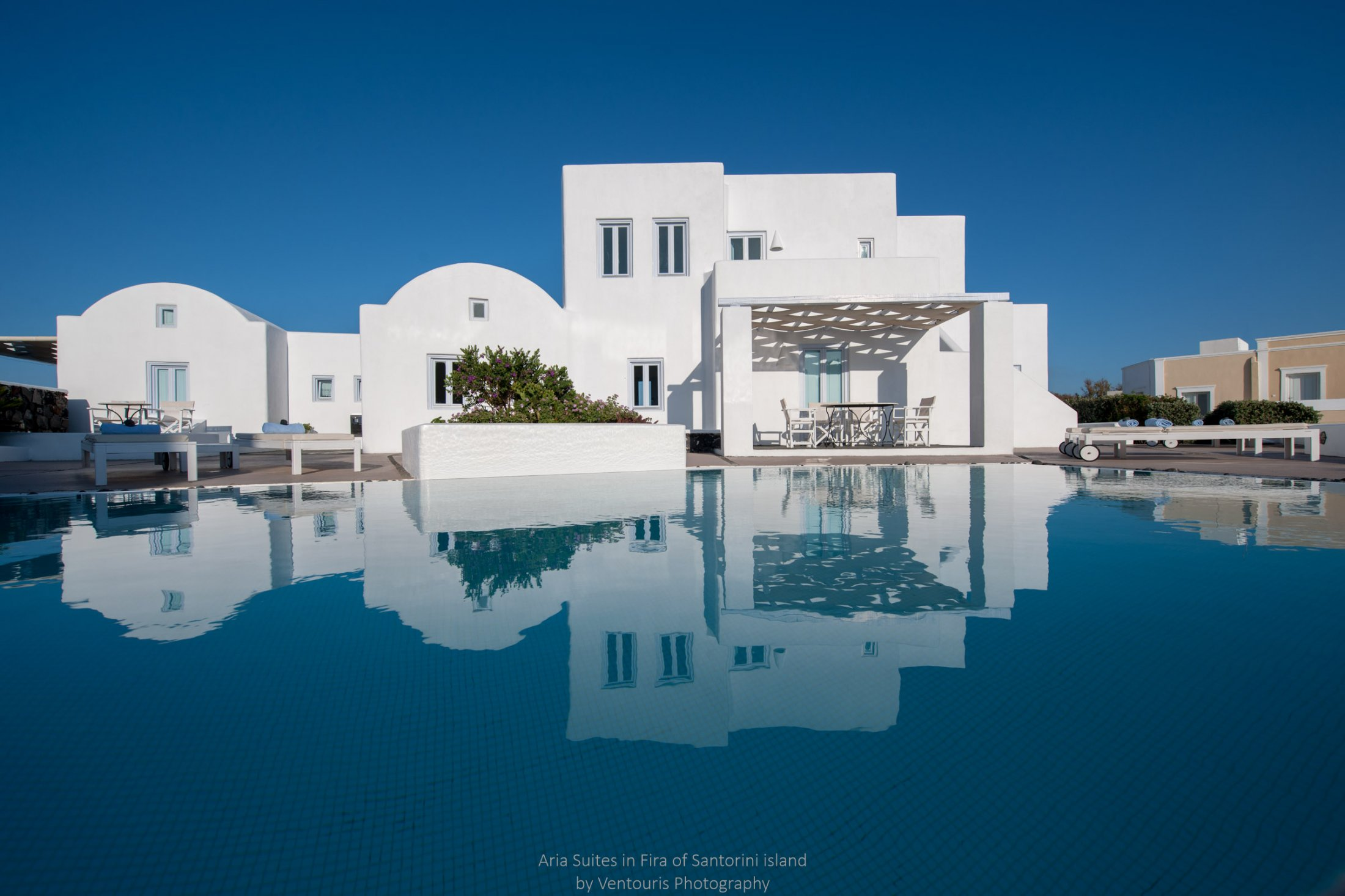 Aria Suites in Fira of Santorini 2016
